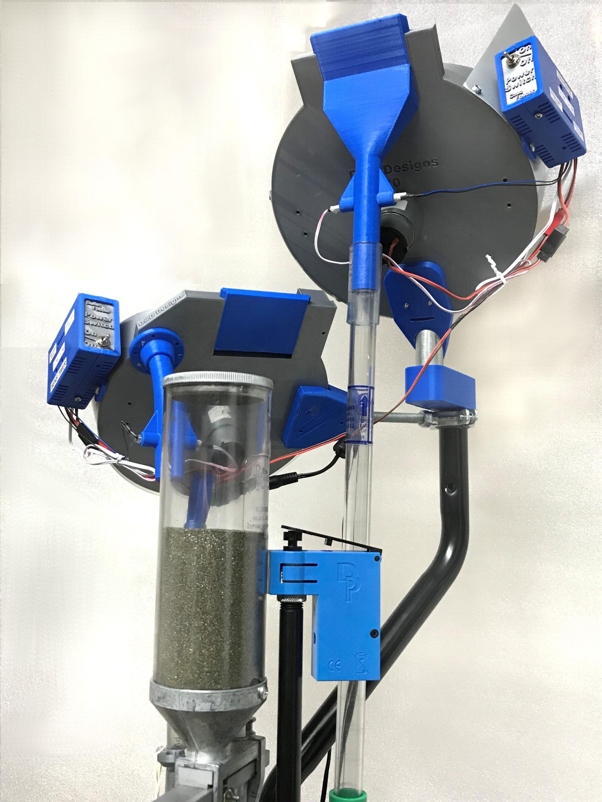 Bullet feeder kit for 9mm